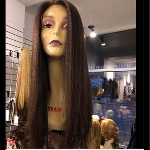 Fulllace Long Brown Wig 2019 Hairstyle Full Lace